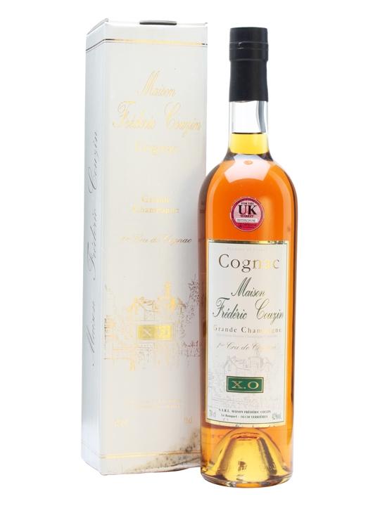 Frederic Couzin Grande Champagne XO Cognac