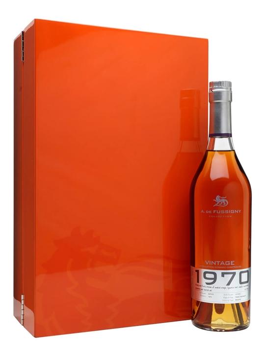 A de Fussigny 1970 Cognac