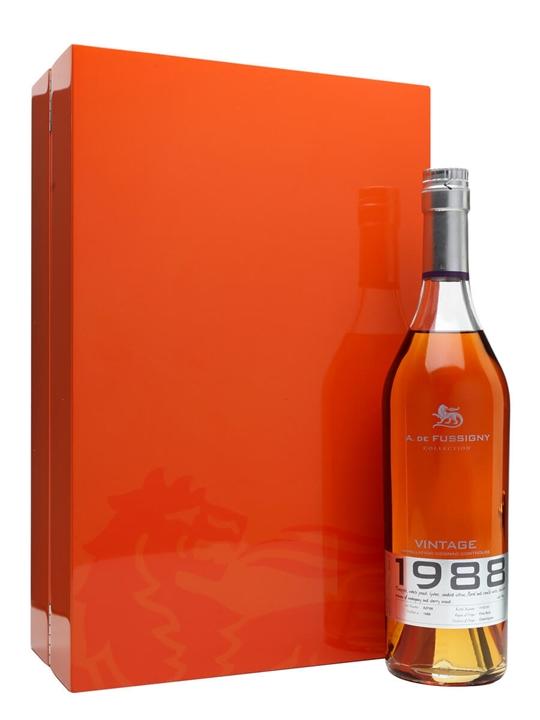 A de Fussigny 1988 Cognac