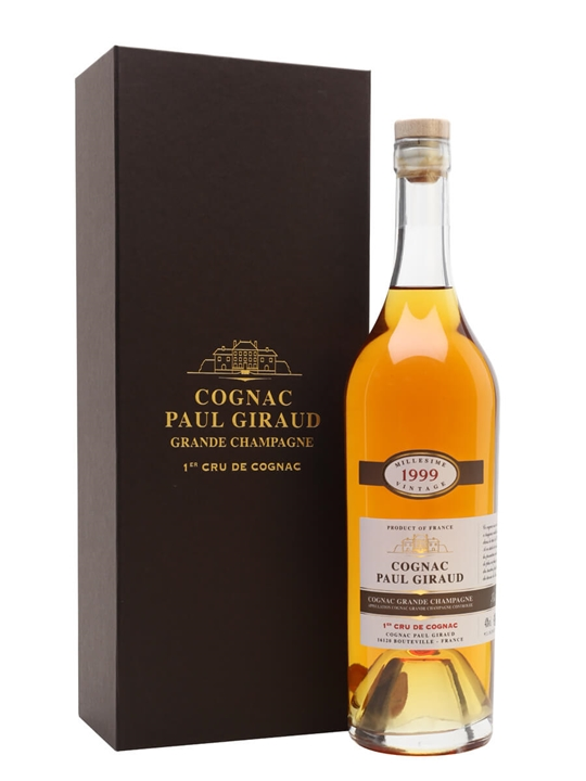 Paul Giraud 1999 Vintage Cognac