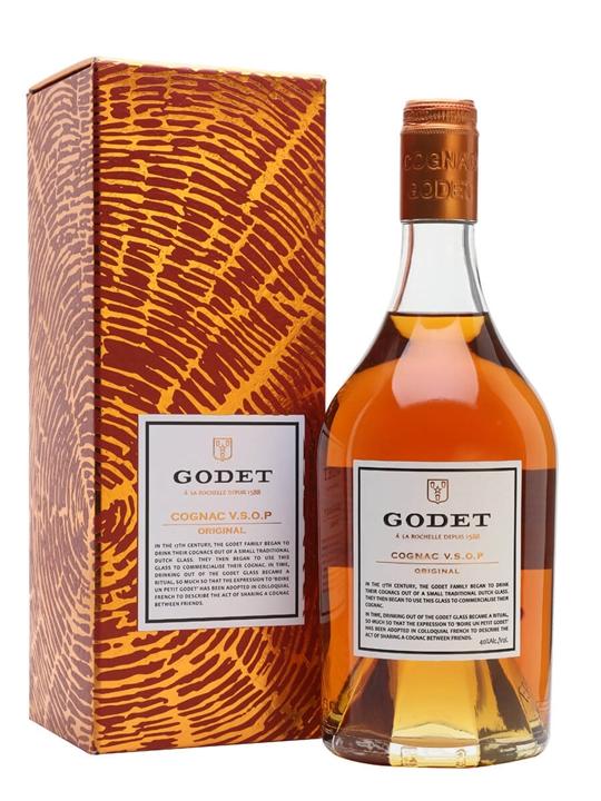 Godet VSOP Original Cognac