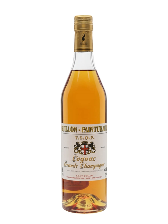 Guillon-Painturaud VSOP Grande Champagne Single Estate Cognac