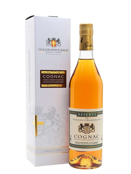 Guillon-Painturaud Réserve Grande Champagne Single Estate Cognac