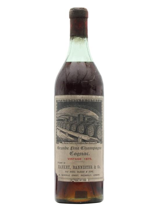Hankey Bannister 1875 Cognac / Bot.1920s