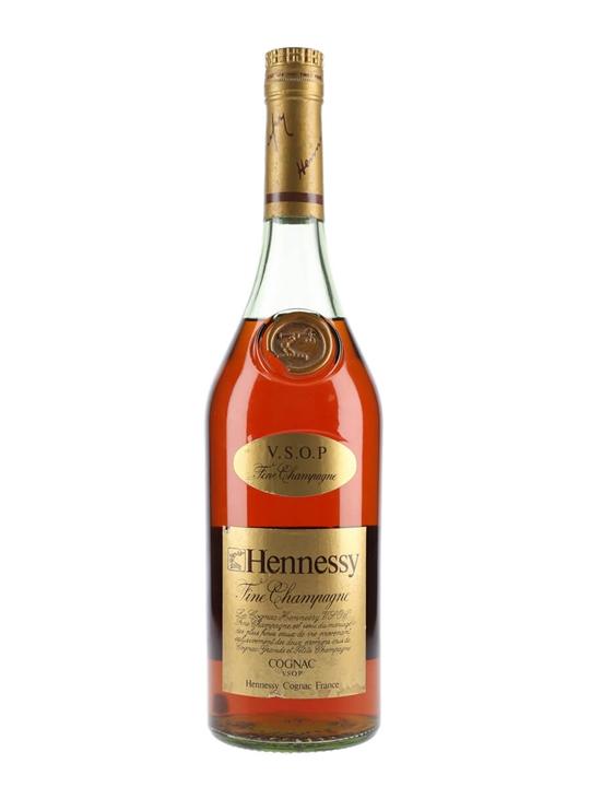 Hennessy Vsop / Bot.1980s / Litre