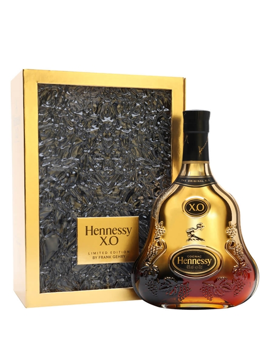 Hennessy XO Frank Gehry Edition