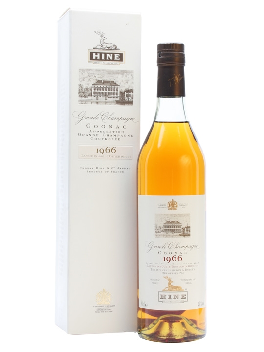 Hine 1966 Early Landed Cognac / Bot.1991