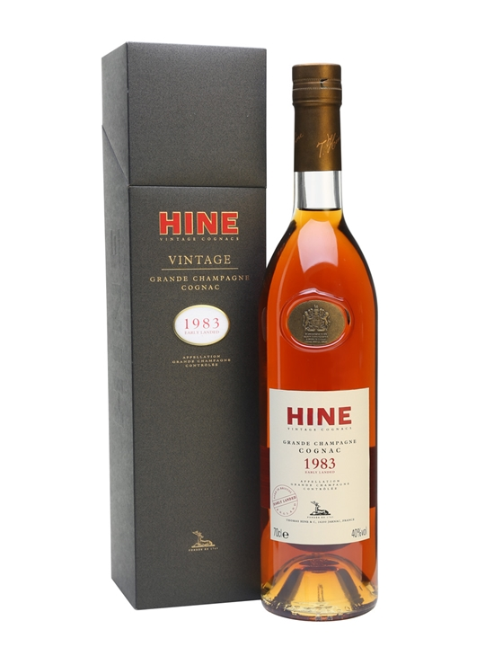 Hine 1983 Early Landed Vintage Cognac