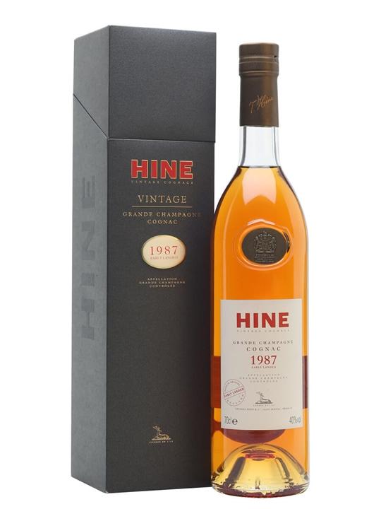 Hine 1987 Early Landed Vintage Cognac
