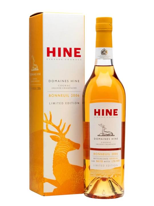 Domaines Hine Bonneuil 2006 Cognac