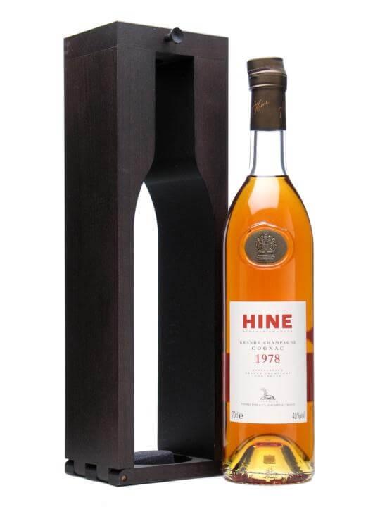 Hine 1978 Vintage Cognac