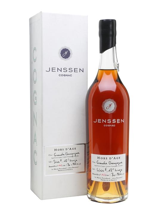 Jenssen Hors D'age Cognac / Grande Champagne