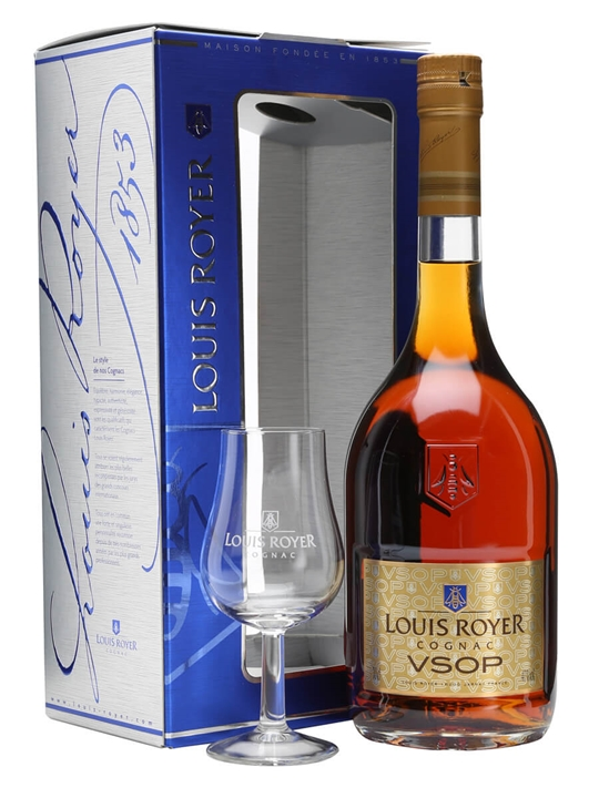 Louis Royer VSOP Cognac Glass Pack