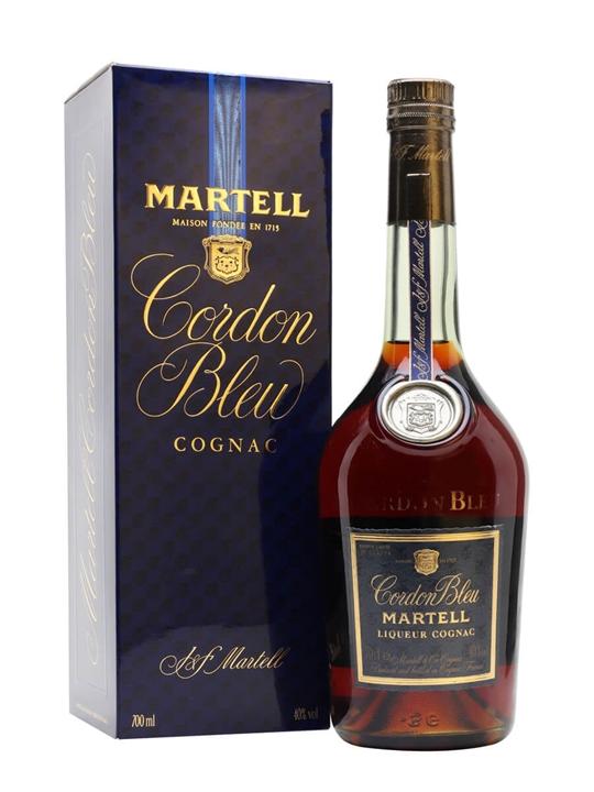 Martell Cordon Bleu Cognac / Bot.1980s