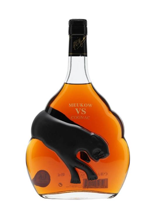 Meukow Black VS Cognac / Litre