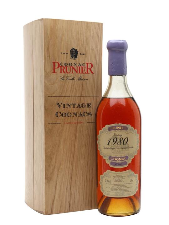 Prunier 1980 / Petite Champagne