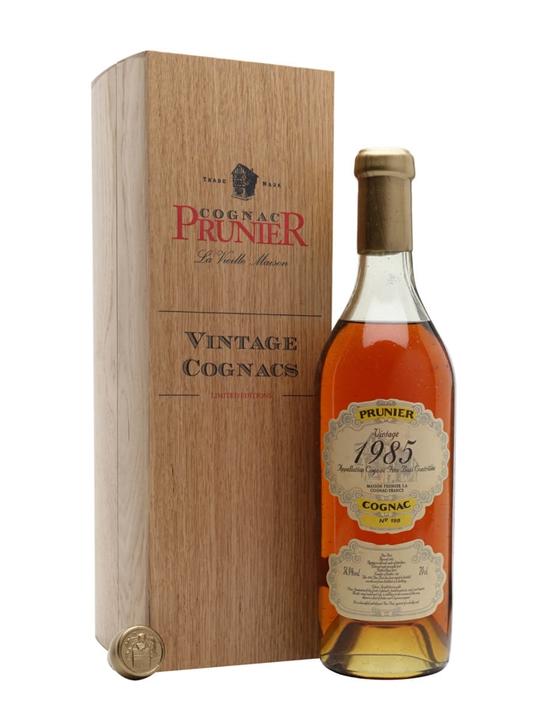Prunier 1985 Cognac / Fins Bois