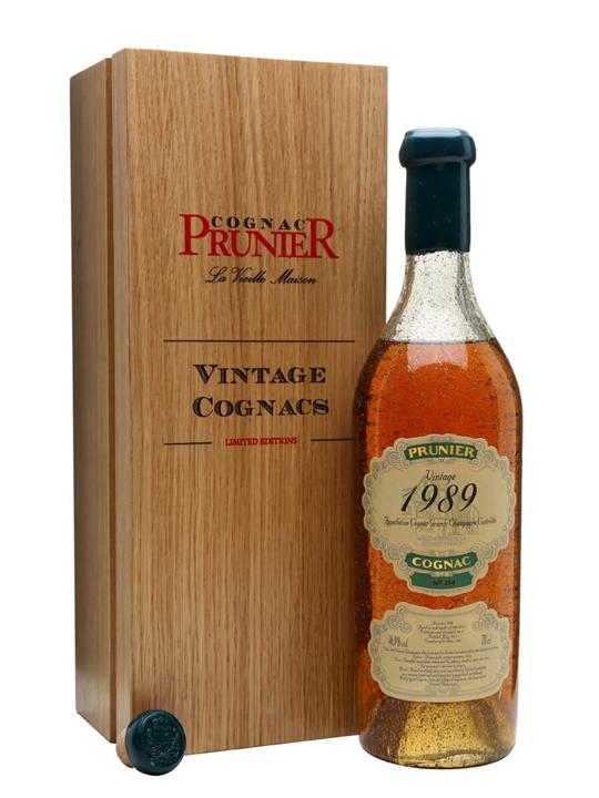 Prunier 1989 / Grande Champagne