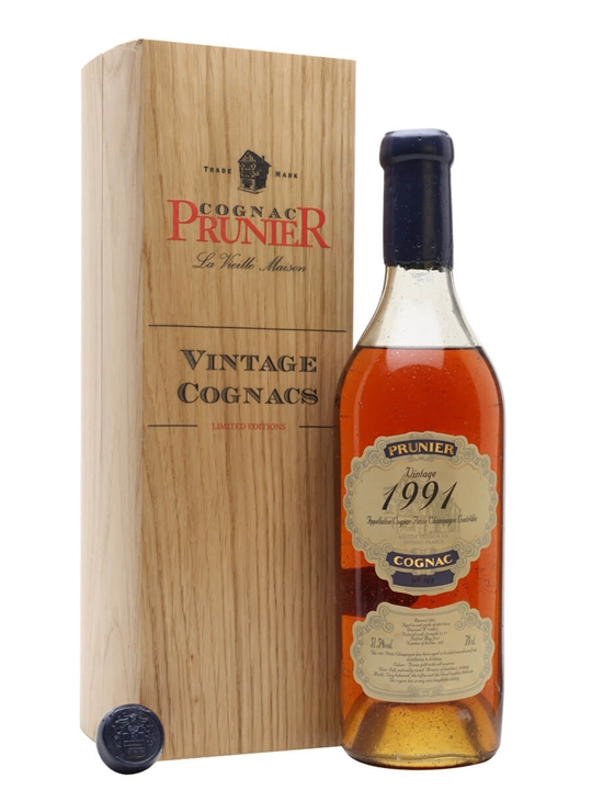 Prunier 1991 / Petite Champagne