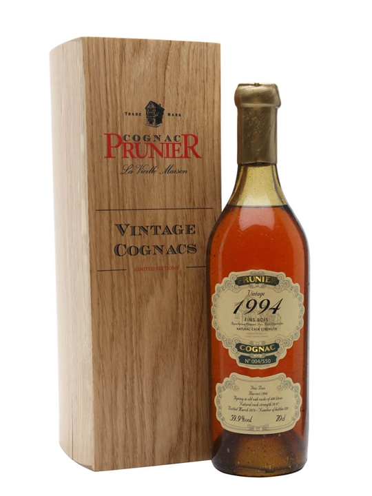 Prunier 1994 Fins Bois Cognac