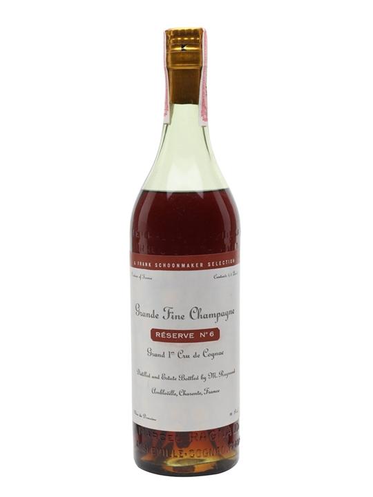M Ragnaud Reserve No.6 / Grande Champagne / Bot.1960s