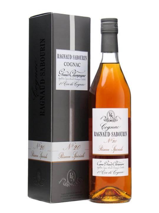 Ragnaud Sabourin Cognac No.20 Reserve Speciale