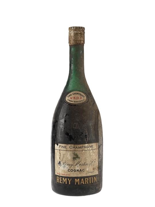 Remy Martin Vsop Cognac / Fine Champagne / Bot.1950s