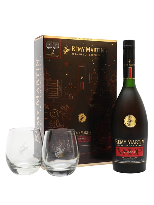 Remy Martin VSOP / Glass Pack 2020