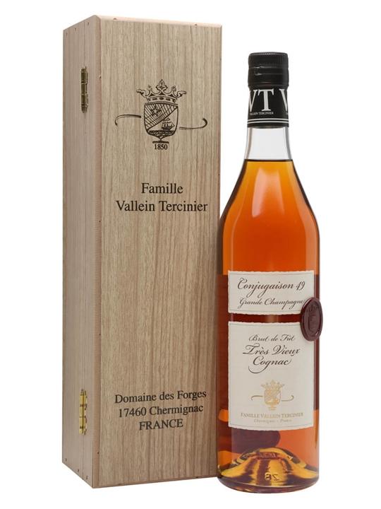 Vallein-Tercinier Conjugaison 49 Cognac