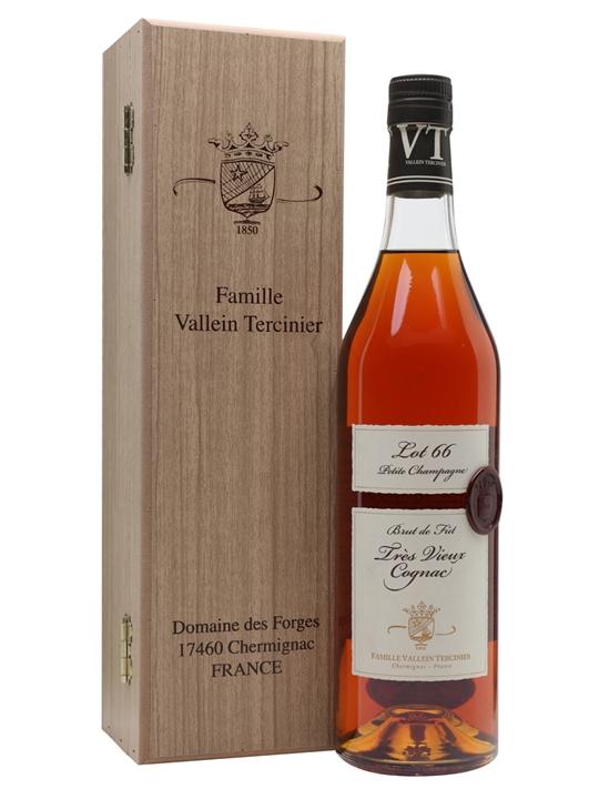 Vallein-Tercinier Lot 66 Cognac