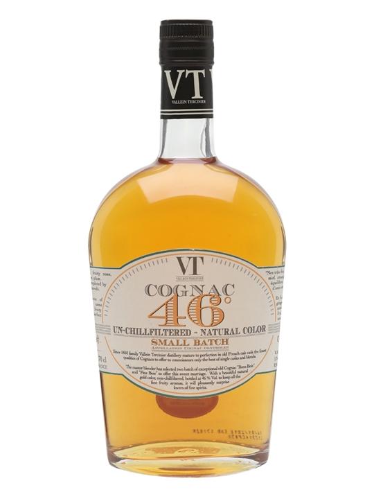 Vallein-Tercinier XO 46° Small Batch Cognac