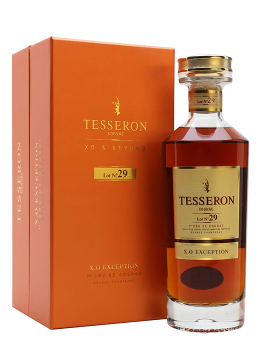 Tesseron Lot 29 Exception Cognac