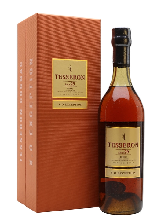 Tesseron Exception Cognac XO / Lot No.29