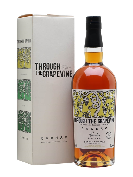 Vaudon Cask 78+80 / Through The Grapevine Cognac / LMDW