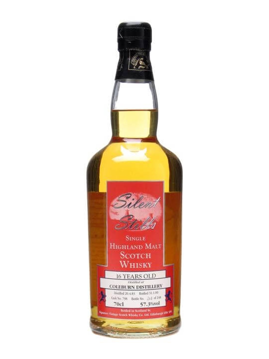 Coleburn 1983 / 16 Year Old / Silent Stills Speyside Whisky