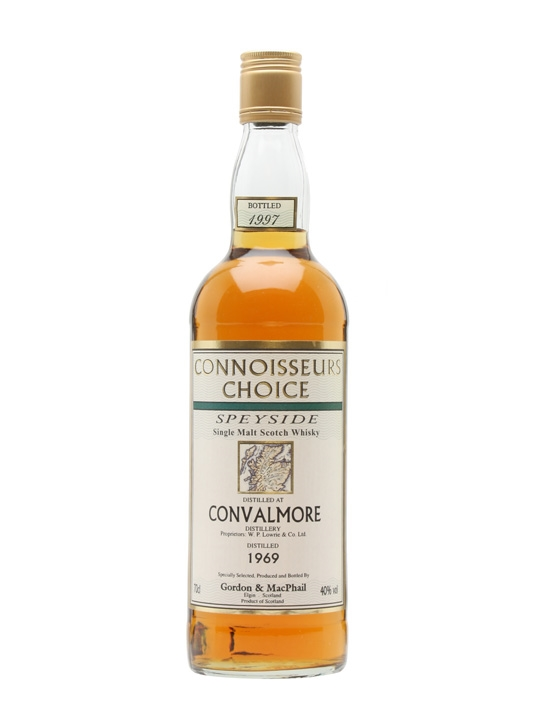 Convalmore 1969 / Bot.1997 / Connoisseurs Choice Speyside Whisky