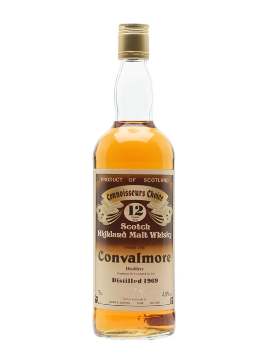 Convalmore 1969 / 12 Year Old / Connoisseurs Choice Speyside Whisky
