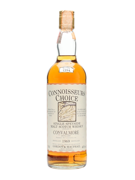 Convalmore 1969 / Bot.1994 / Connoisseurs Choice Speyside Whisky