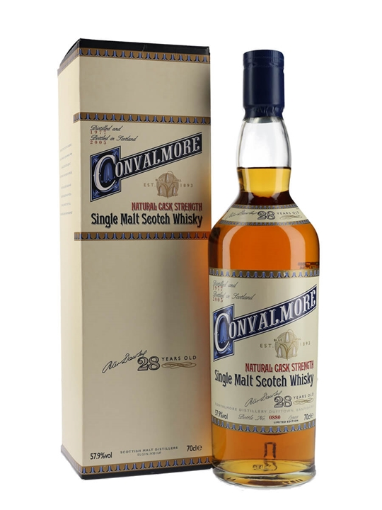 Convalmore 1977 / 28 Year Old Speyside Single Malt Scotch Whisky