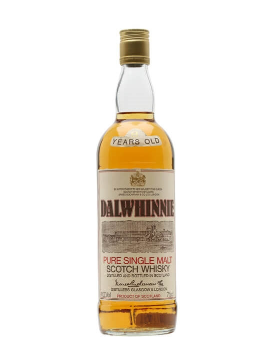 Dalwhinnie 8 Year Old / Bot.1980s Speyside Single Malt Scotch Whisky