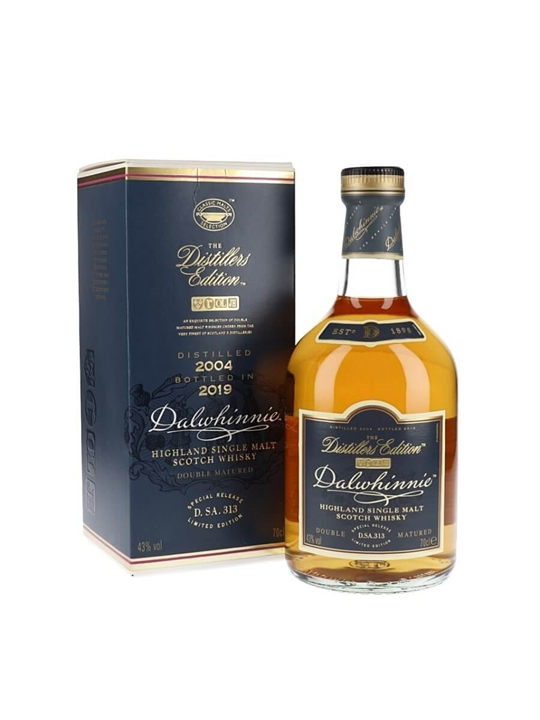 Dalwhinnie 2004 / Bot.2019 / Distillers Edition Speyside Whisky