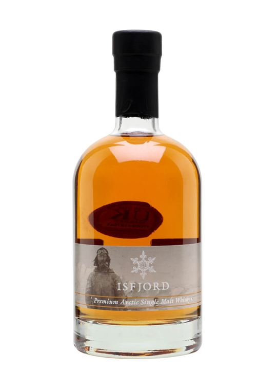 Isfjord Whisky #1 / Sherry Casks Danish Single Malt Whisky