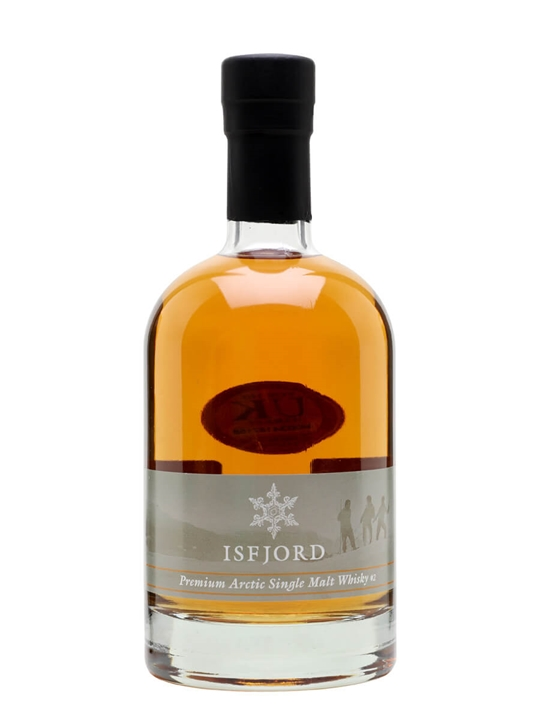 Isfjord Whisky #2 / Peated Danish Single Malt Whisky