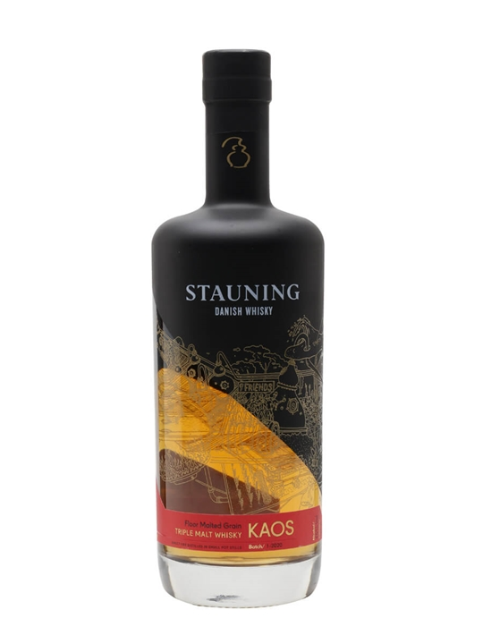 Stauning KAOS Whisky Danish Grain Whisky