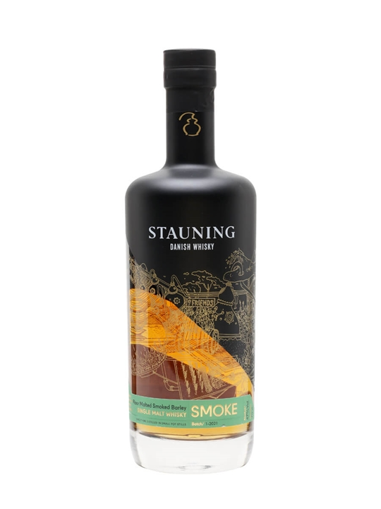 Stauning Peated Single Malt Danish Single Malt Whisky