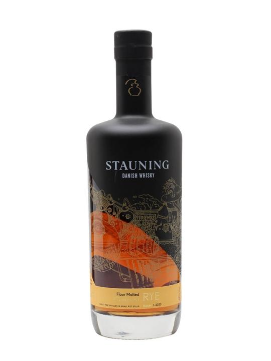 Stauning Rye Danish Rye Whisky
