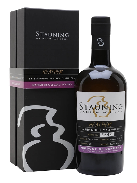 Stauning Heather Peated Whisky / Bot.2017 Danish Single Malt Whisky