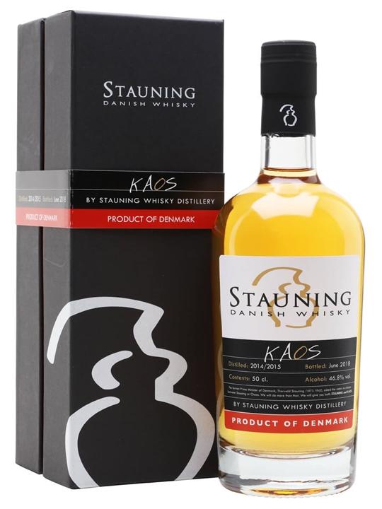 Stauning KAOS Whisky / Bot.2018 Danish Whisky