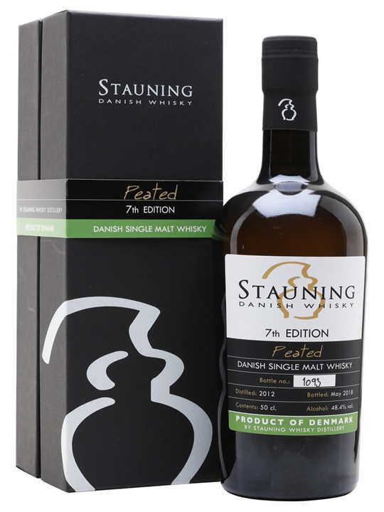 Stauning Peated Single Malt 7th Edition Danish Single Malt Whisky