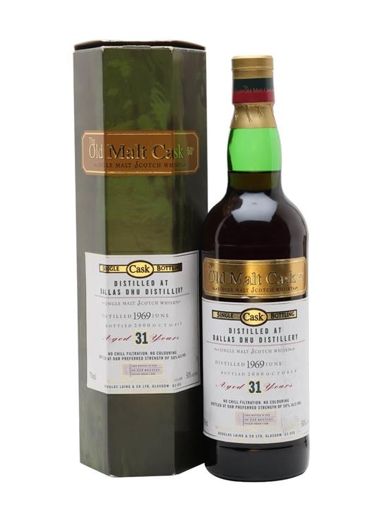 Dallas Dhu 1969 / 31 Year Old / Sherry Cask / Douglas Laing Speyside Whisky